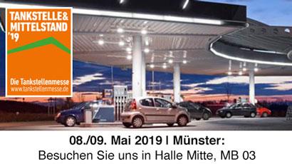 Tankstelle & Mittelstand 2019 in Münster