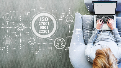 TÜV Hesse confirme la certification d'Eurodata conformément aux normes ISO